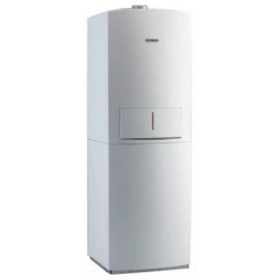 Condensing gas boiler Junkers Cerapur Modul ZBS 22/150-3SE, with an integrated hot water tank 150L, 22kW