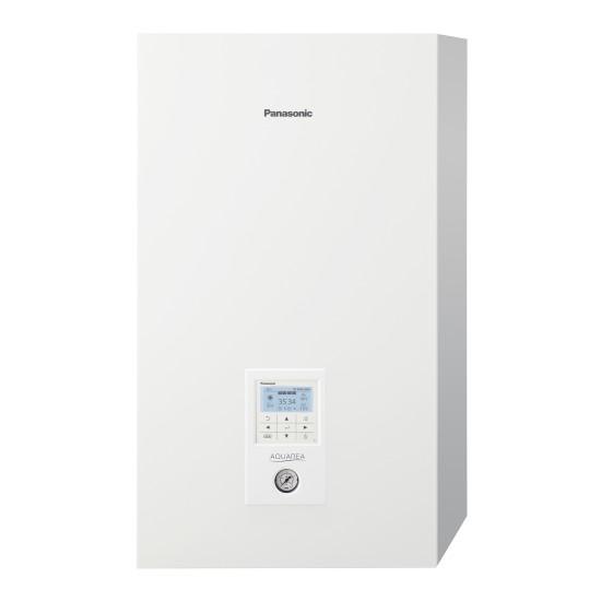 """Panasonic Aquarea air-water heat pump """"Bi-Bloc"""" without boiler, R32, 3kW"""