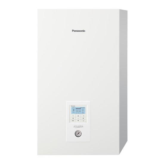 "Panasonic Aquarea air-water heat pump ""Bi-Bloc"" without boiler, three-phase, T-CAP Super Tylus, 12kW"