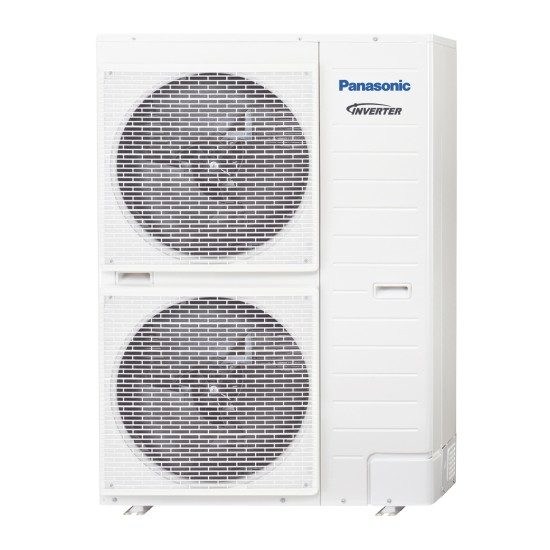 """Panasonic Aquarea air-water heat pump """"all-in-one"""" with boiler, three-phase, T-CAP, 16kW"""