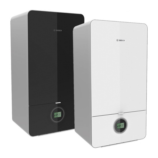 Gas condensing boiler Bosch Condens 7000iW 24/28CB