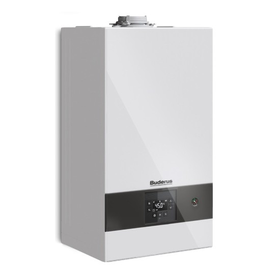 Gas condensing boiler Buderus Logamax plus GB122i 15K