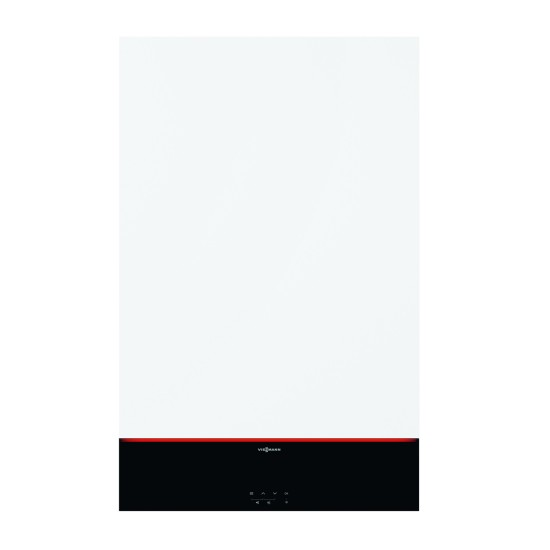 Gas condensing boiler Vitodens 111-W B1LF with built-in 46 l water tank, 19kW